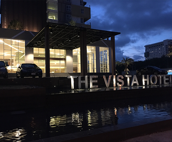 The Vista hotel (Danok)
