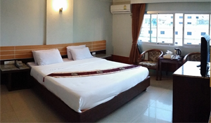 Guest room - Satit Grand View Hotel (Dannok)